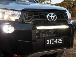 Toyota HiLux gets some cool safety updates