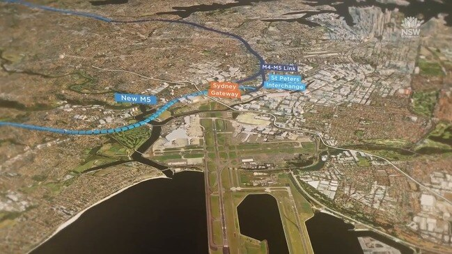 SYDNEY GATEWAY: Ramps must be reinstated says industry