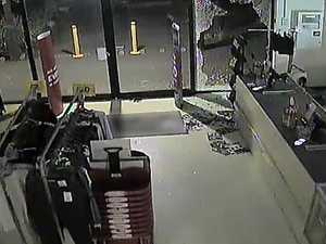 Target Chinchilla break-in