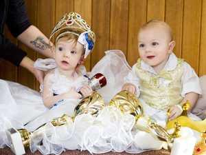 Anastasia Piper and Elijah Botten were named Queen