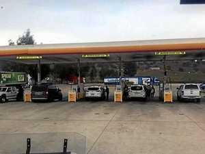 Car drivers, leave truck pumps alone