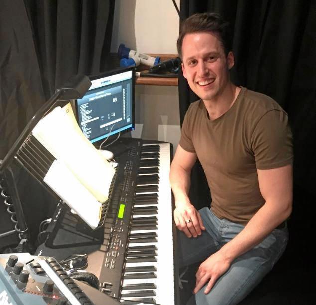 Matthew Samer is a musical director in London.