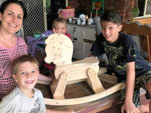 Behind the scenes of making a rocking horse from scratch