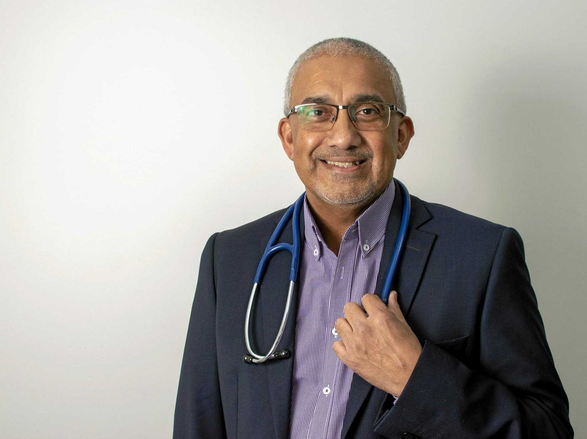 LEADER: Family Health Clinic's Dr Mohammed Sultan has been recognised for his more than 10 years of service as a trainer and mentor for GP registrars.
