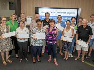 Grants open for Livingstone Shire community groups
