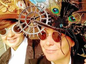 RECORD: M'boro claims title of biggest Steampunk gathering