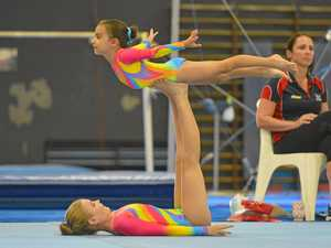 Our gymnasts ready to bring bling back from Brisbane
