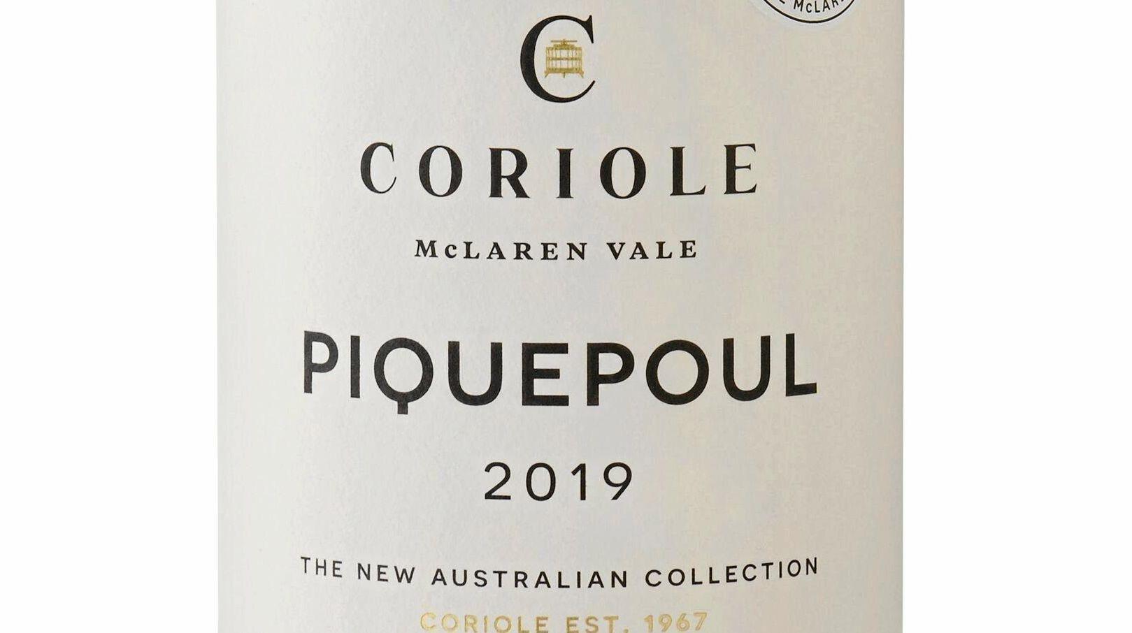 Piquepoul, 2019.