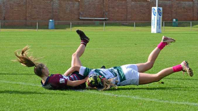Codettes bow out to Toowoomba Bears in grand final