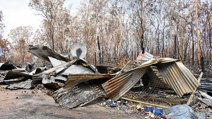 Tabulam fire accused to face hearing over intent, damage