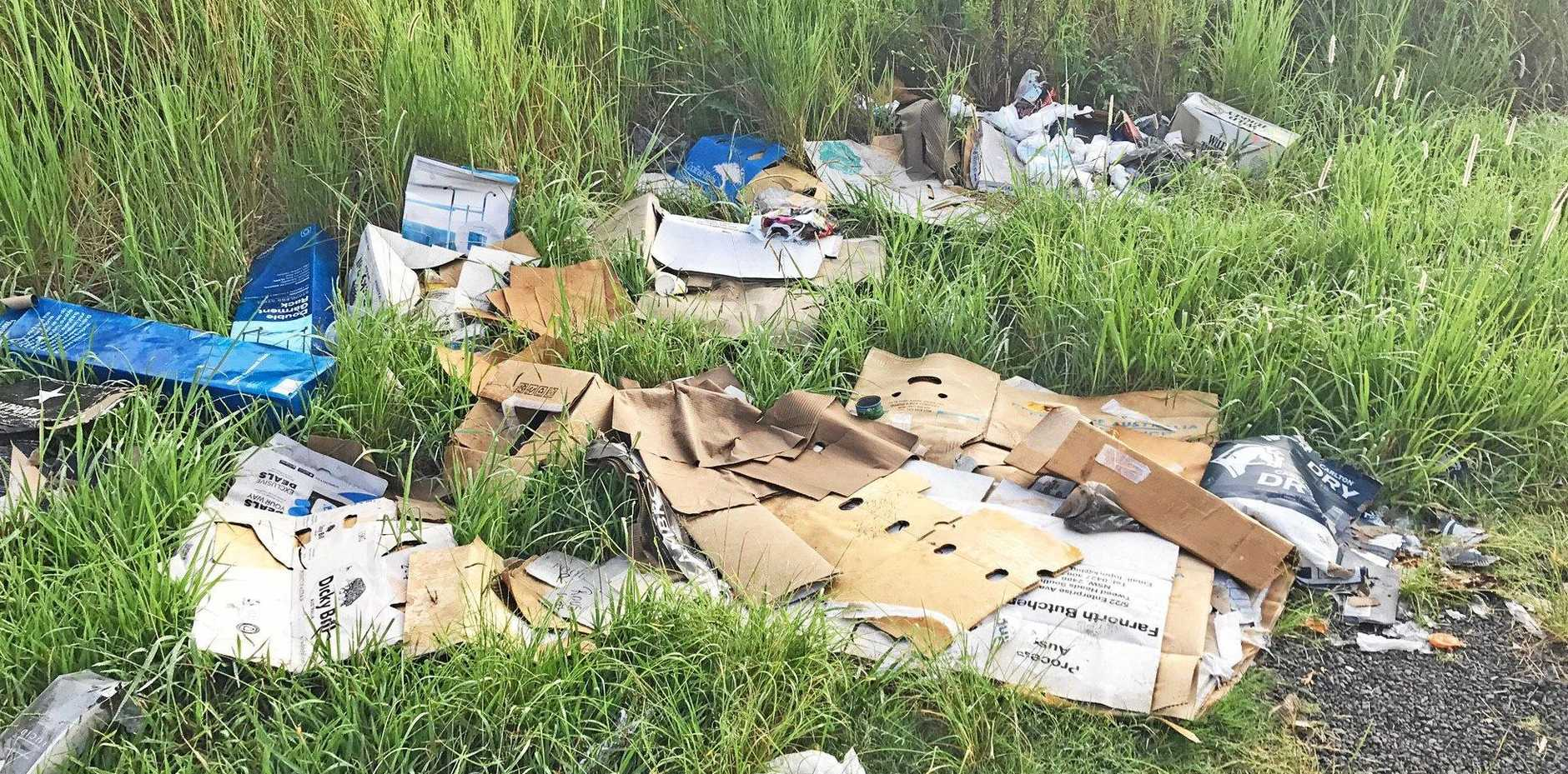 Illegal dumping is the disposal of waste on public or private land or into water without a licence, permit or approval from a relevant authority such as Council or the EPA.