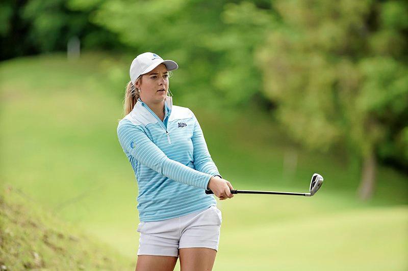 TOP FORM: Peregian teenager Cassie Porter was the joint winner of the Junior Golf World Cup in Japan last week.