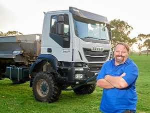 Spreading toughness and reliability with IVECO Trakker 4x4