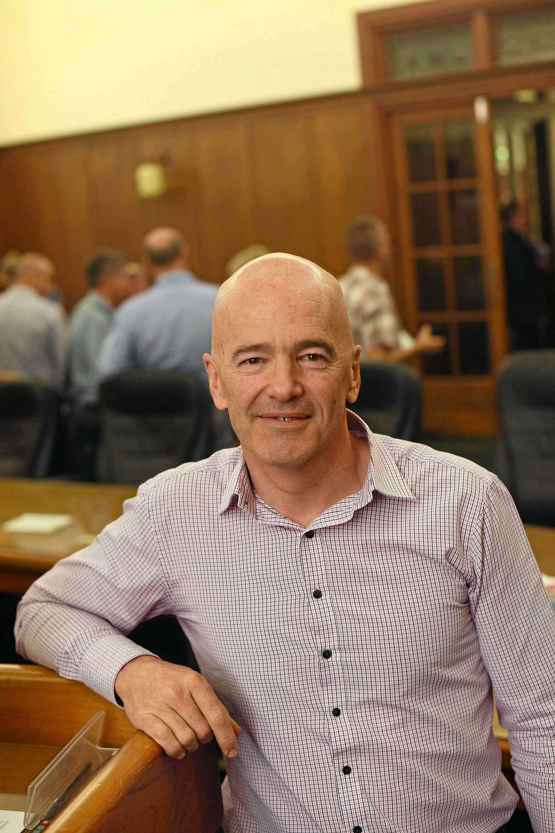 CEO Bernard Smith.