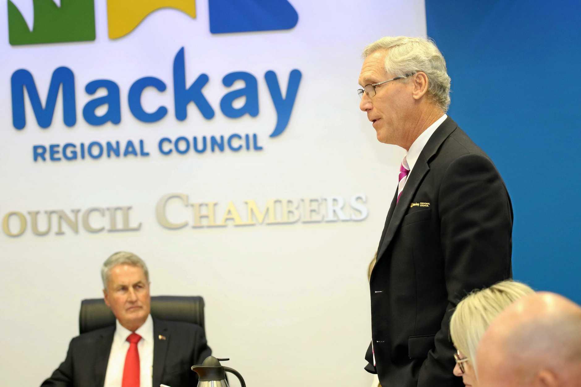 Councillor Ross Walker.