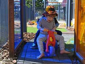 Autism Queensland sensory playground opening