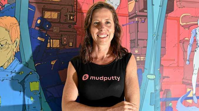 Mum's online 'village' earns business award praise