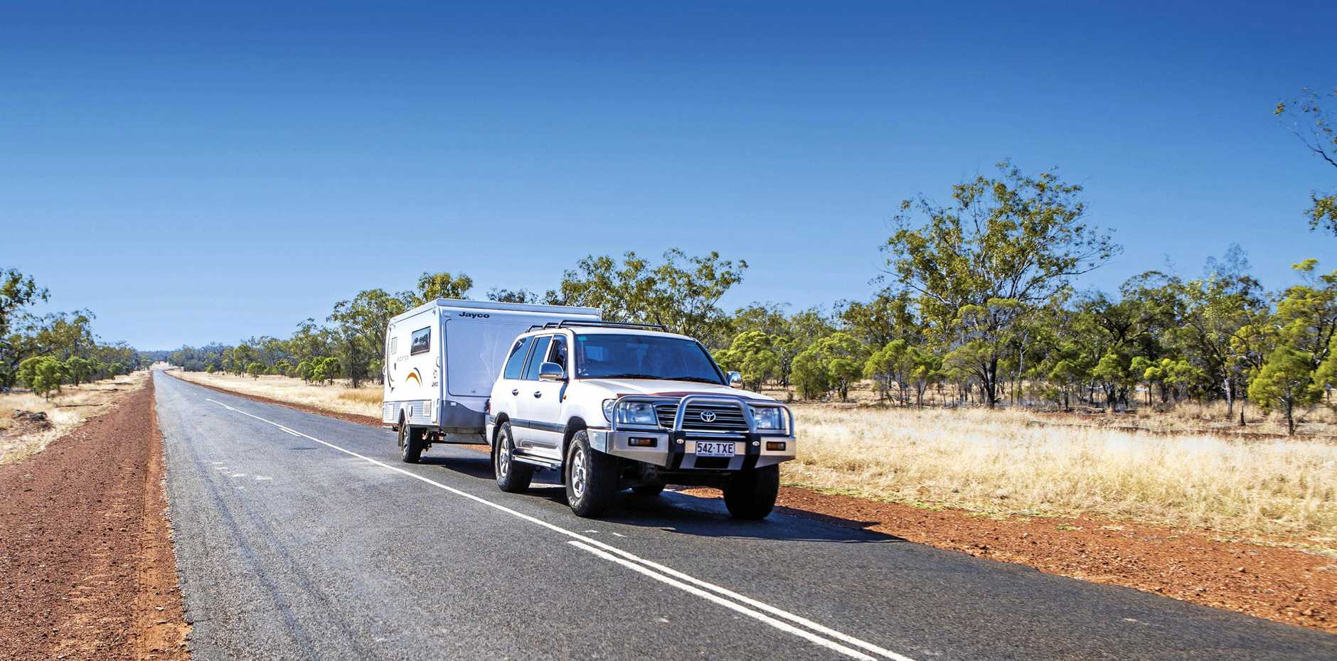 ROAD WORKS: A $7.28 million upgrade on the Carnarvon Highway will start this month.