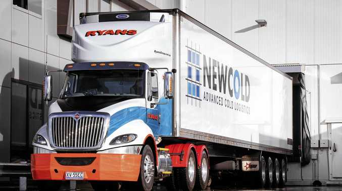Ryans Group banks on ProStars for Newcold contract