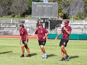 State of Origin dream will have to wait for Murgon star