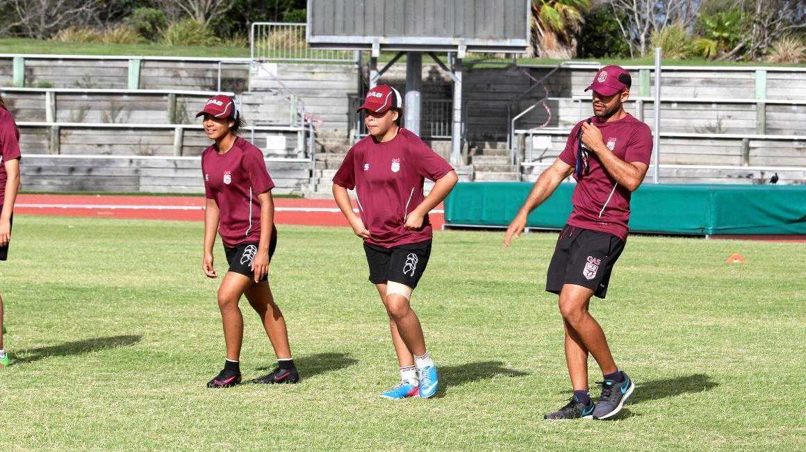 Murgon's Abelee Stanley was ruled out of the State of Origin game after suffering a concussion.