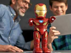 Tony Stark Iron Man robot is fun but comes with hefty price