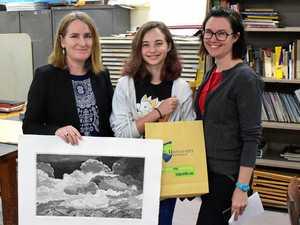 How local art studies led to an award-winning career