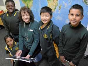37 different languages spoken at Toowoomba school