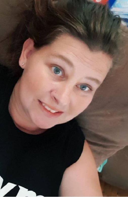 Kara Atkins survived the blaze and is recovering in hospital. Picture: Facebook