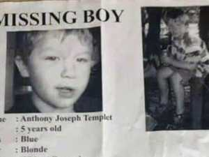 Tragic twist 11 years after boy missing