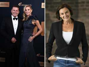 Nine and Karl's Cass concerns at the Logies