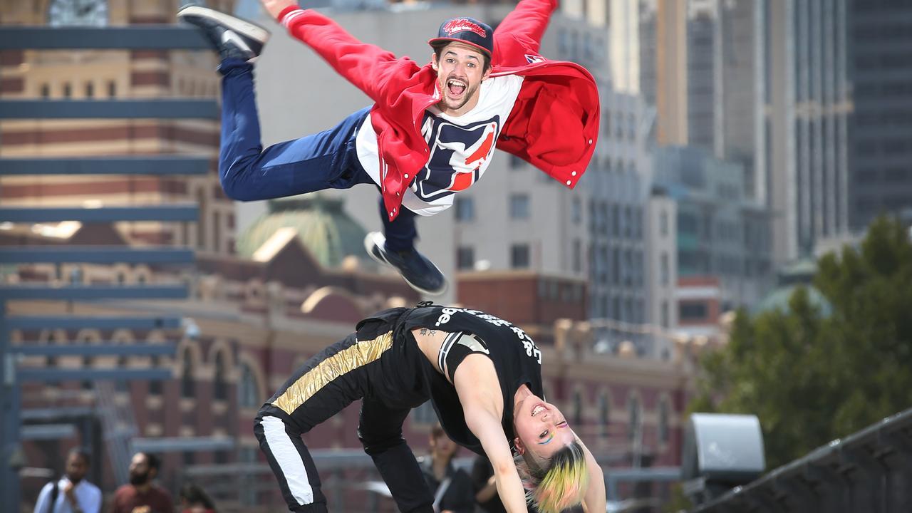 Breakdancers Paris Olympics sport