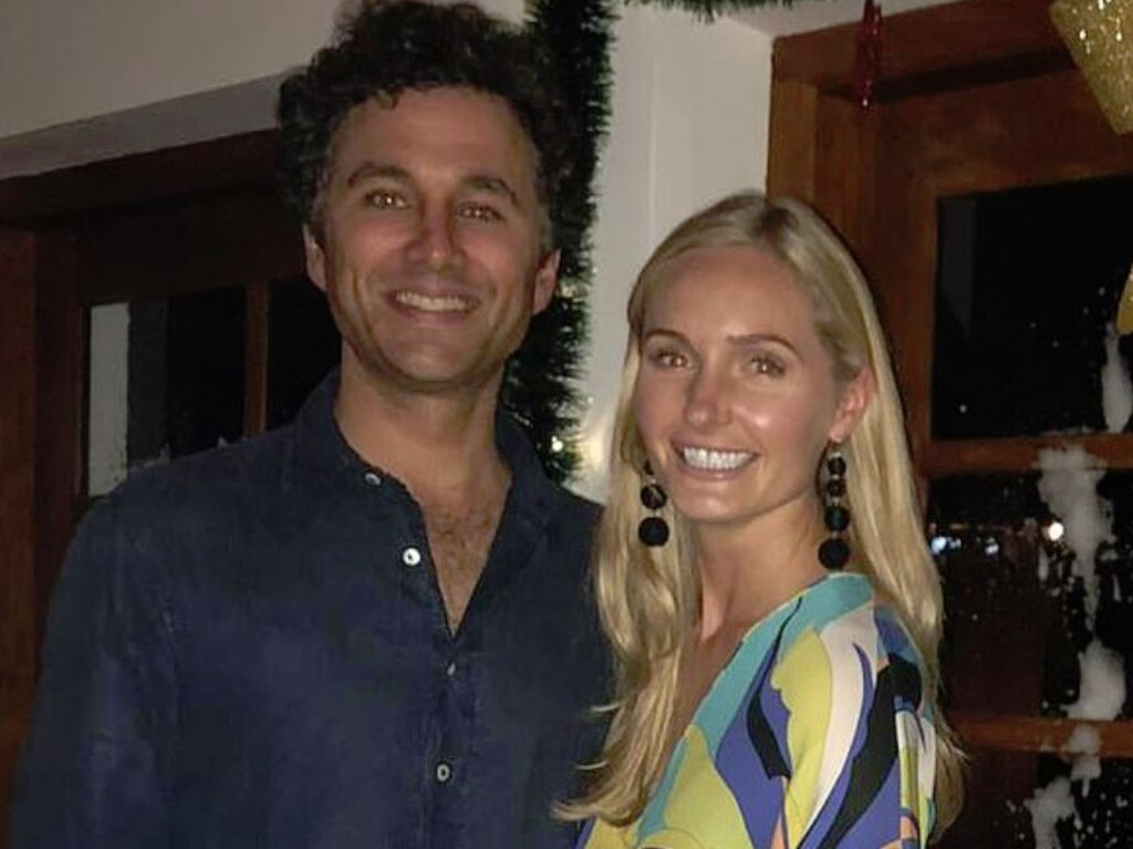Thomas van Straubenzee and Lucy Lanigan-O'Keefe reportedly met through William and Kate. Picture: Supplied