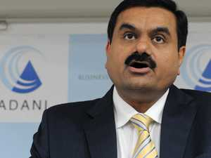 Adani boss jets into Townsville for 'meetings'