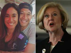 Triggs slams Folau attackers as 'vicious' and 'ill informed'