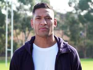 Israel Folau's most ridiculous demand