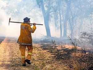VOTE NOW: Should volunteers of 2018 bushfires get medals?