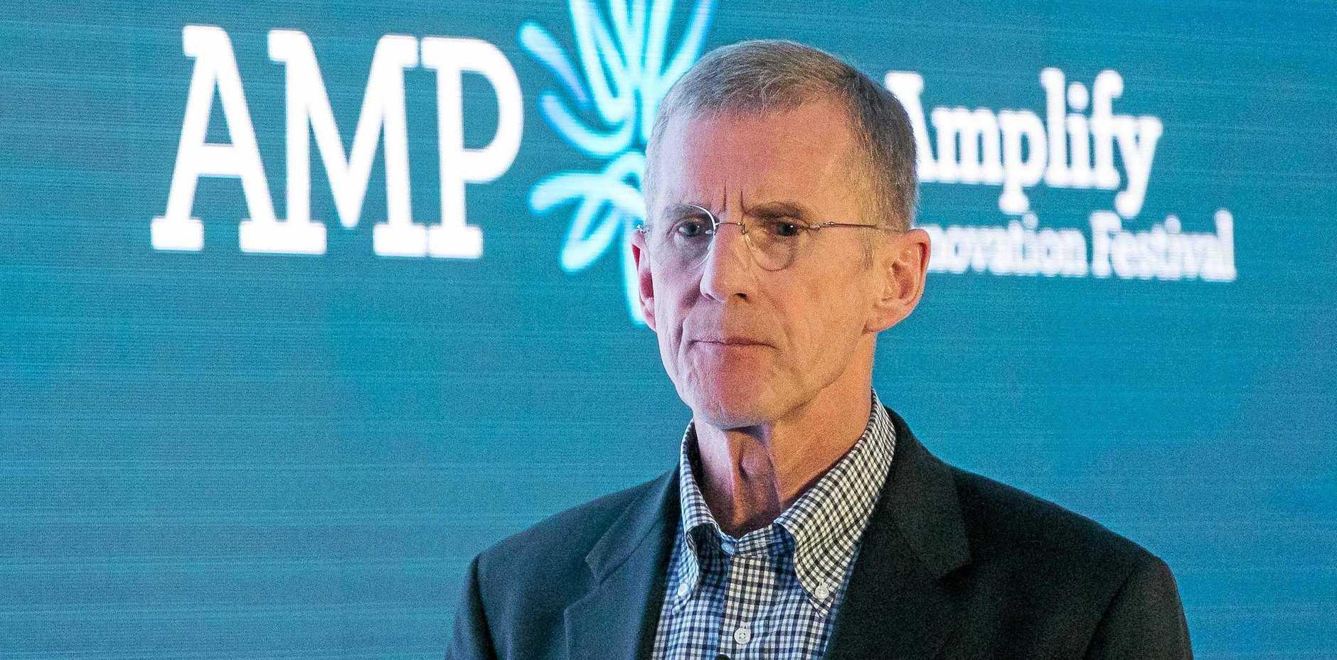 Retired four-star US General and leadership expert, Stanley McChrystal.