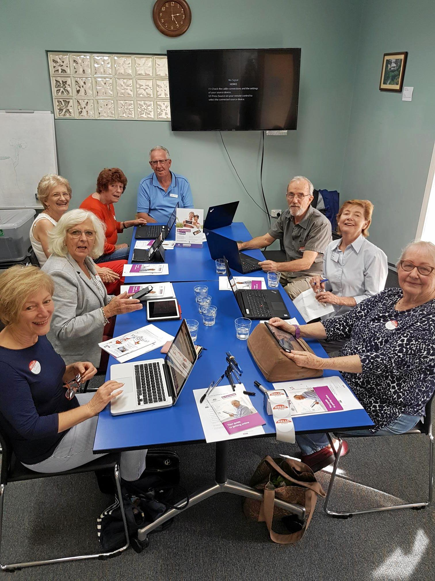 TECH-SAVVY SENIORS: Be Connected aims to empower everyone to use the internet and everyday technology to thrive in our digital world.