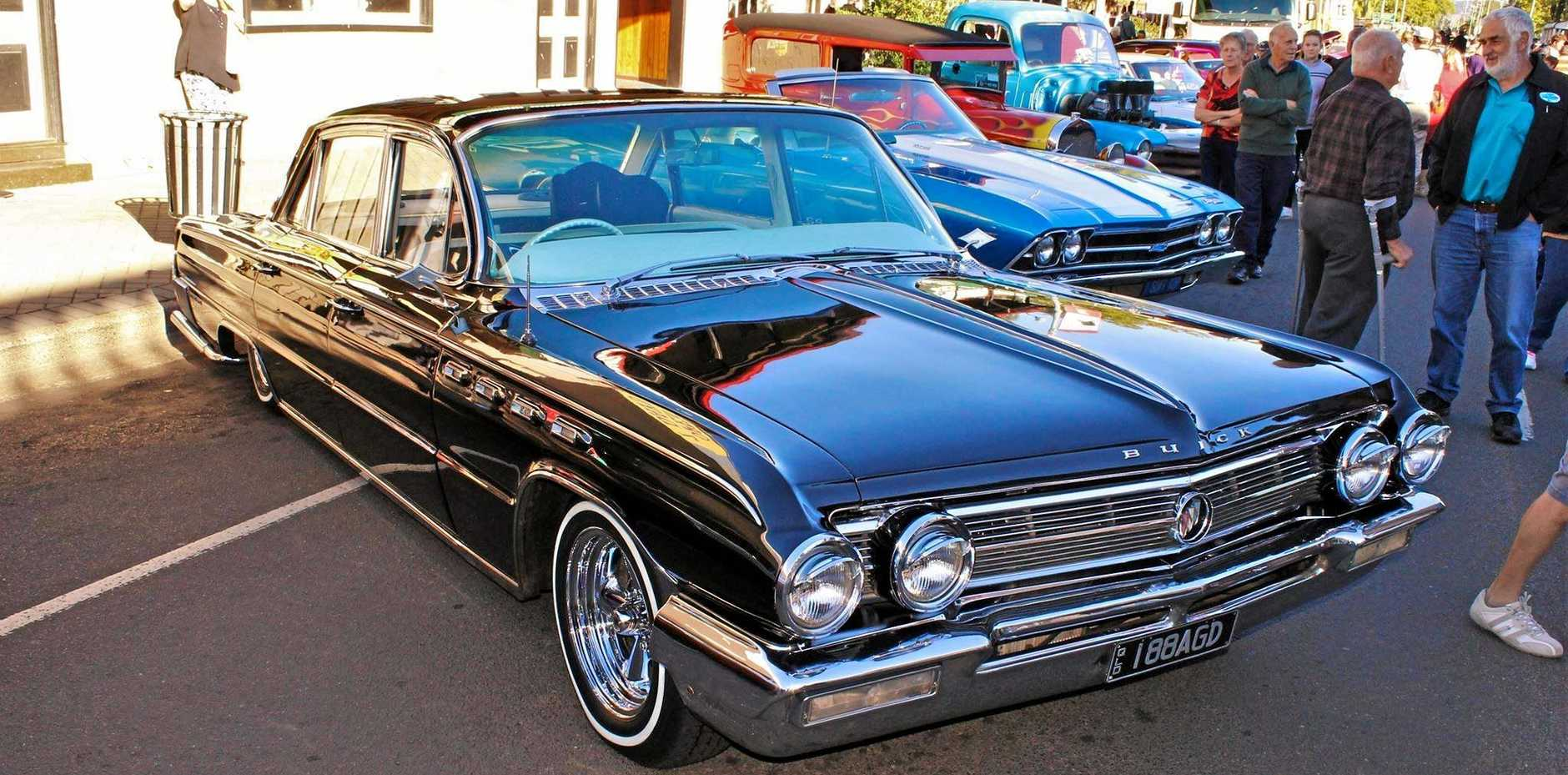 The Laidley Chrome and Clutter Retro Festival will be held from June 28-30 at the Laidley Showgrounds.