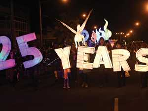 25th Lantern Parade is show of pride for city of Lismore
