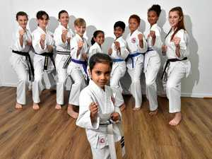 Karate stars ready to become world masters