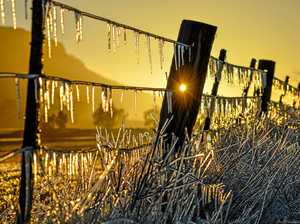 BRRR! Icy again as Ipswich wakes to freezing low
