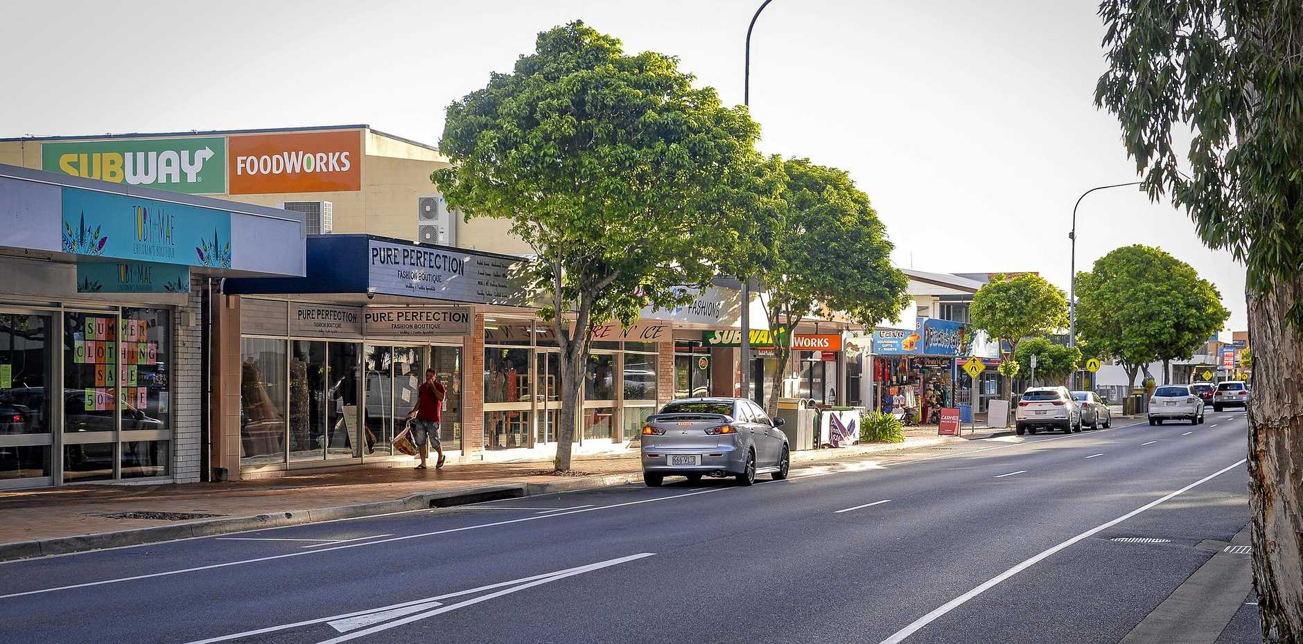 FALLING UNDER BUDGET: Development ideas on the future of the Esplanade (pictured) will have to fall in the council's budget parameters, one councillor claims.