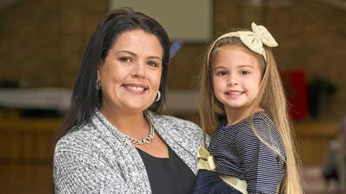 Four-year-old stunner named Toowoomba's next top model