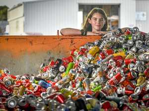 Recycling initiative hits $1m mark