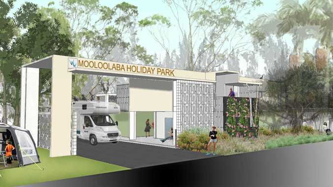 $3.8m upgrade for beachfront holiday park