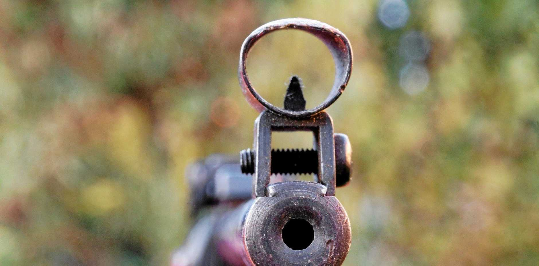 GUILTY: A Karara man admits to being drunk with four weapons in his car.