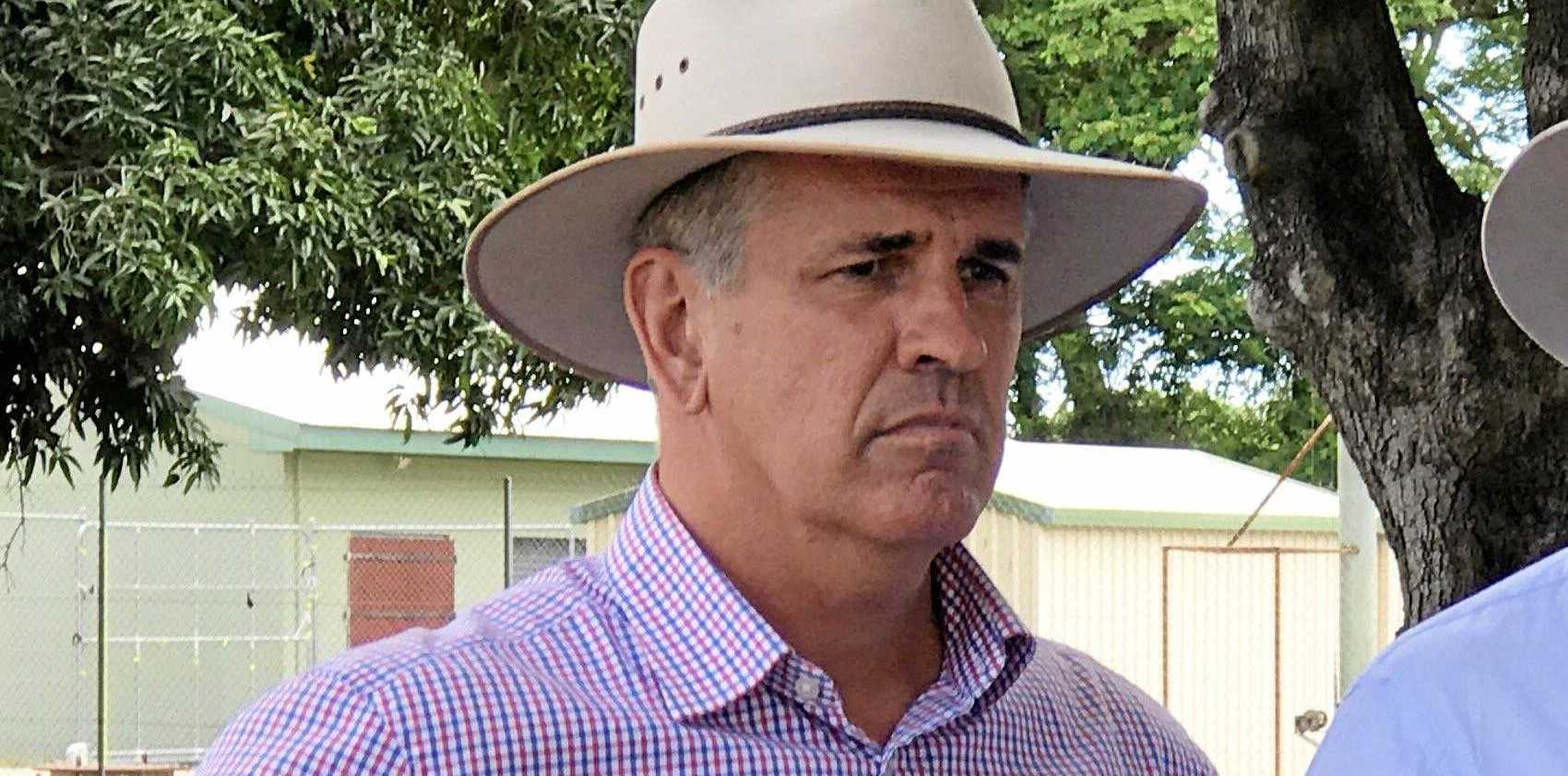 Dale Last, Member for Burdekin.