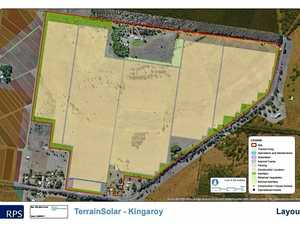 Kingaroy Solar Farm gets nod of approval
